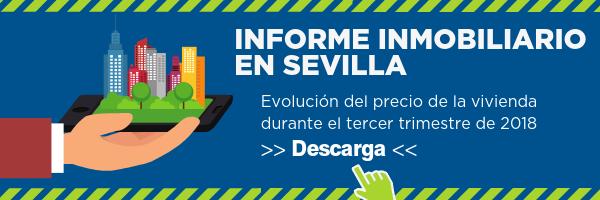 informe vivienda Sevilla 3º trimestre 2018