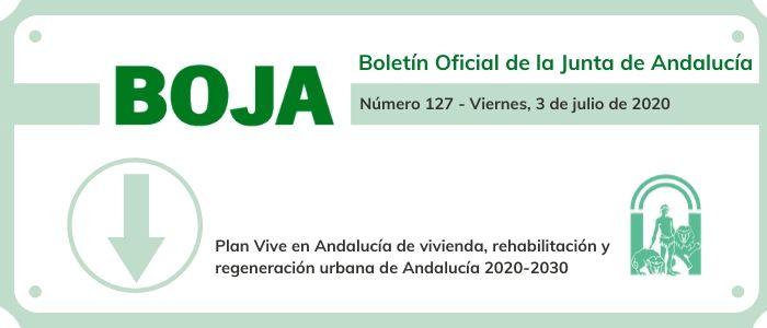 Plan Vive Andalucía