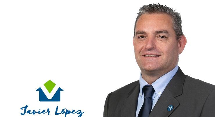 Javier López agente inmobiliario
