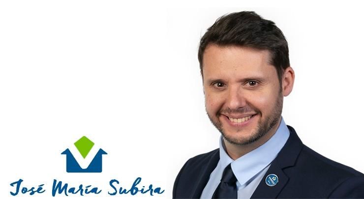José María Subirá, asesor inmobiliario en Santa Aurelia