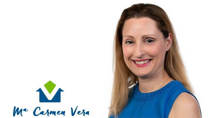Mª Carmen Vera, asesora comercial en Vivenzia Home
