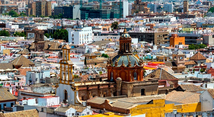 precio de la vivienda en Sevilla 2º trimestre 2018