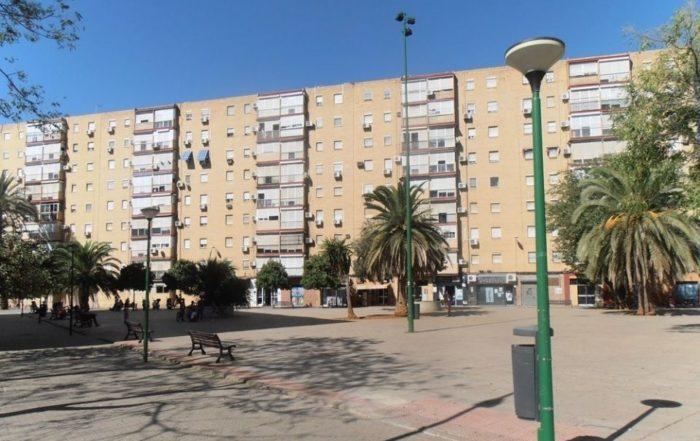 venta de un piso en Plaza Generalife
