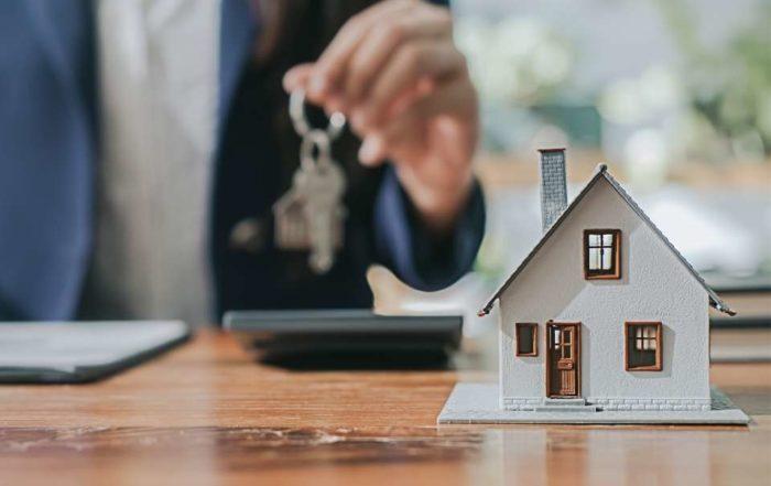 Heredar una casa hipotecada en Sevilla